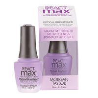 React Max Optical Brightener Base Coat