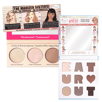 Manizer Sisters and Appetit Eyeshadow Palette 50% off