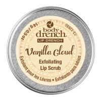 BOHO Vanilla Cloud Exfoliating Lip Scrub