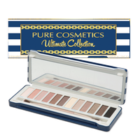 Pure Cosmetics Ultimate Eyeshadow Collection - Nautical