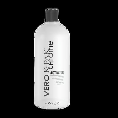 Chrome Activator® No-Lift Crème Developer