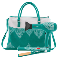 BOHO CHI Teal Henna Caddy