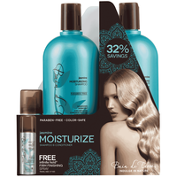 Jasmine Shampoo & Conditioner with Infinite Finishing Spray