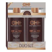 CHI Deep Brilliance Shampoo & Conditioner Intro