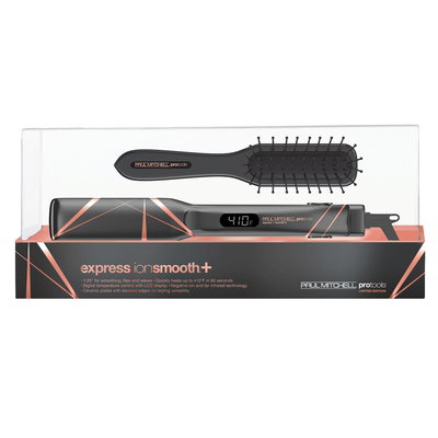 ProTools Express Ion Smooth+ Iron with Sculpting Brush