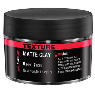 Style Sexy Hair - Matte Clay