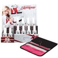 Wrapped in Glamour Gel Collection - 12 Piece Display