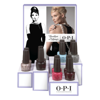 Breakfast At Tiffanys Collection - 12 Count Display