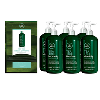 Tea Tree Hair & Body w/ Special Shampoo Foil Pack Dispenser