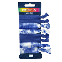 BaByliss Pro Fashion Hair Ties - 8 Pack