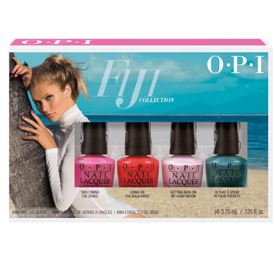 Fiji Collection Mini - 4 pack