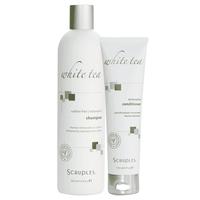 White Tea Restorative Shampoo & Conditioner Duo