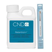 Retention+ with Liquid & Powder Round Brush #6