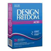 Design Freedom Acid Perm for Normal and Tinted Hair