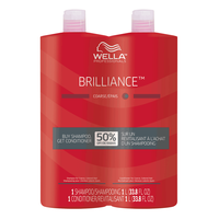 Brilliance For Coarse Hair Duo