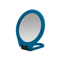 "Mirror 5"" Double-Sided w/Folding Handle"