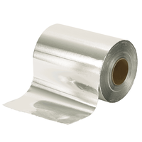 Colortrak Jumbo Foil Roll-Silver