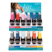 GelColor Fiji Collection 24-count display