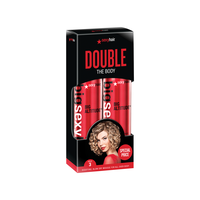 Big Sexy Hair Big Altitude Bodifying Blow Dry Mousse Duo