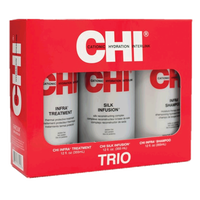 CHI Infra Shampoo with Infra Treatment and Silk Infusion