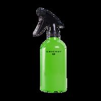 Lime Aluminum Spray Bottle