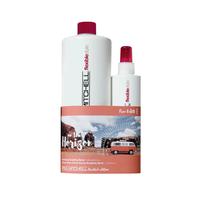 BOHO Fast Dry Sculpting Spray Liter w/ Bonus Retail Size 55%