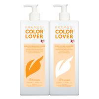 Color Lover Curl Define Shampoo & Conditioner Liter Duo