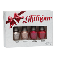 Wrapped In Glamor Holiday Minis - 4 count