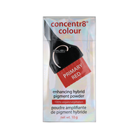 Concentr8 Colour Primary Red - 6 Count