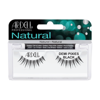 InvisiBands Glamour Lashes Demi Pixies-Black