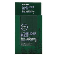 Tea Tree - Lavender Mint Conditioning Mask .68oz - 6 Count