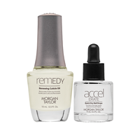 Accelerate Quick Dry with Remedy Renewal Cuticle Oil
