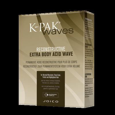 K-Pak Reconstructive Extra Body Acid Wave
