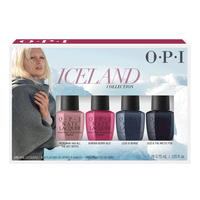 Iceland Collection - 4 Count Mini Lacquer