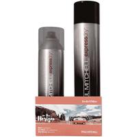 BOHO Express Strong Hold Hairspray & Dry Shampoo Duo