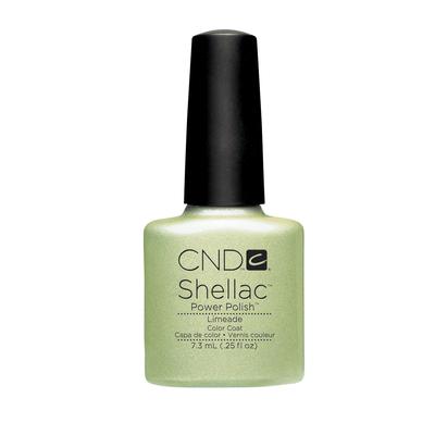 Shellac Power Polish Shades