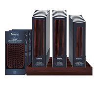 Esquire Brush & Comb Display