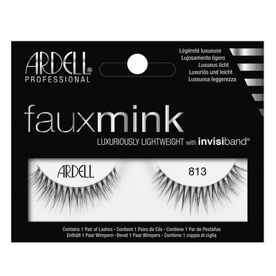 Faux Mink Eyelashes #813
