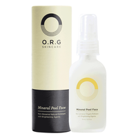Mineral Peel Face