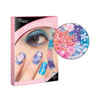 CinaPro Professional Nail Art Kit - Morning Glories