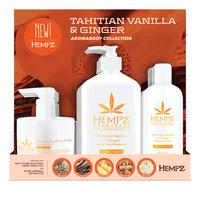 Tahitian Vanilla & Ginger Aromabody Display