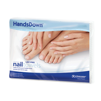 Nail Care Lint Free Towels, 12''''x16''''