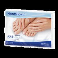 Nail Care Lint Free Towels, 12''''x16''''