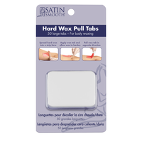 Large Waxing Tabs -  50 count