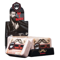 Handle Bar Soap - 6 count display