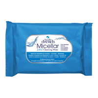 Micellar 3-in-1 Cleansing Water Wipes - 30 count