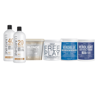 Blonding Success Lightener Pack