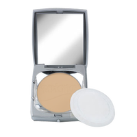Natural Finish Pressed Powder - Medium