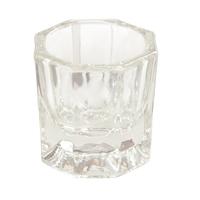 Clear Glass Dappen Dish