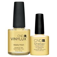 Shellac/Vinylux - Sun Bleached Duo